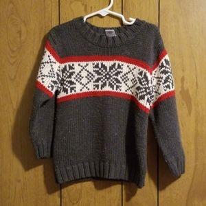4T Old navy sweater